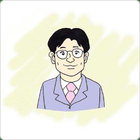 福永 剛 イラスト