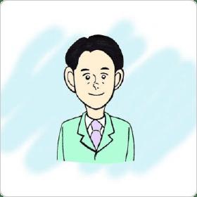 西村 忠由 イラスト